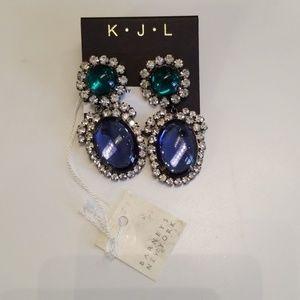 K.J.L earrings